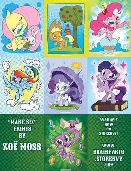 My Little Pony print collection