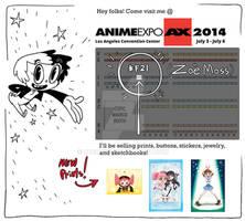 Anime Expo 2014