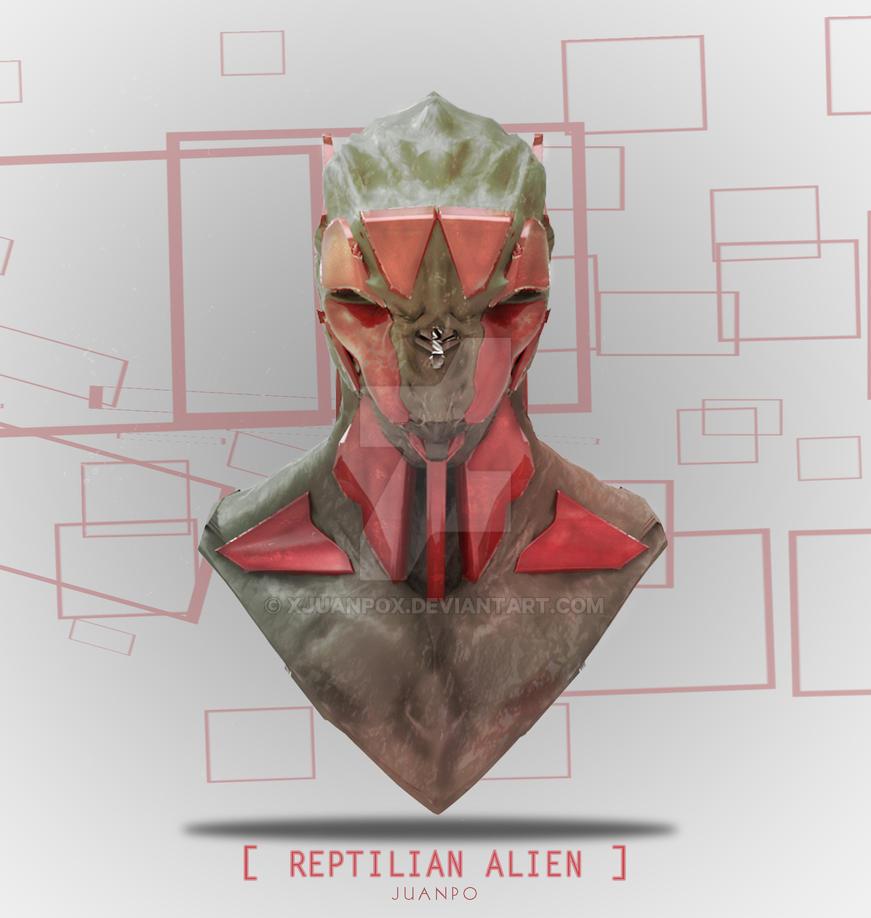 Reptilian alien by xjuanpox on deviantart reptilian alien by xjuanpox jeuxipadfo Images