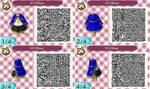 Animal Crossing New Leaf - VOCALOID Oliver QR Code