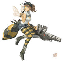 BEE by tommy830219