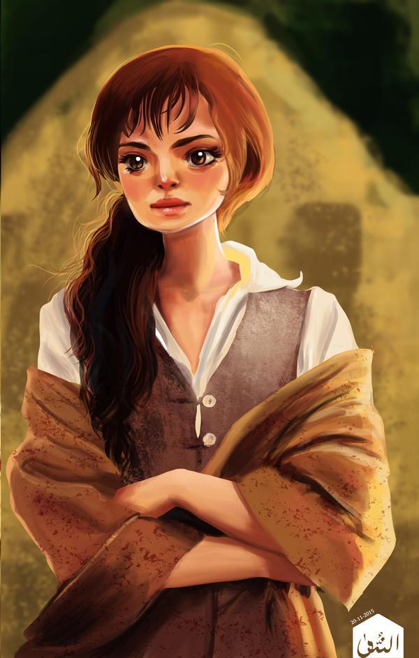 Miss Elizabeth Bennet by AL-Nuha