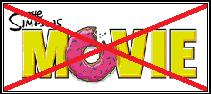 Anti-Simpsons Movie stamp by Ver2k0