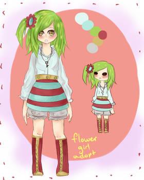 Puyo Puyo FC - Hana