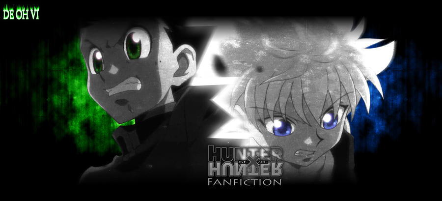 Hunter x hunter wallpaper by deohvi on deviantart hunter x hunter wallpaper by deohvi voltagebd Gallery