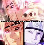 Father and son   Naruto 644 Coloring