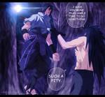 Naruto 661 - Sasuke vs Madara - coloring