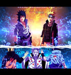 Naruto 671 - The chosen ones - Coloring
