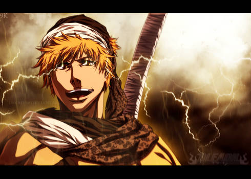 Bleach 581 - Ichigo's Return