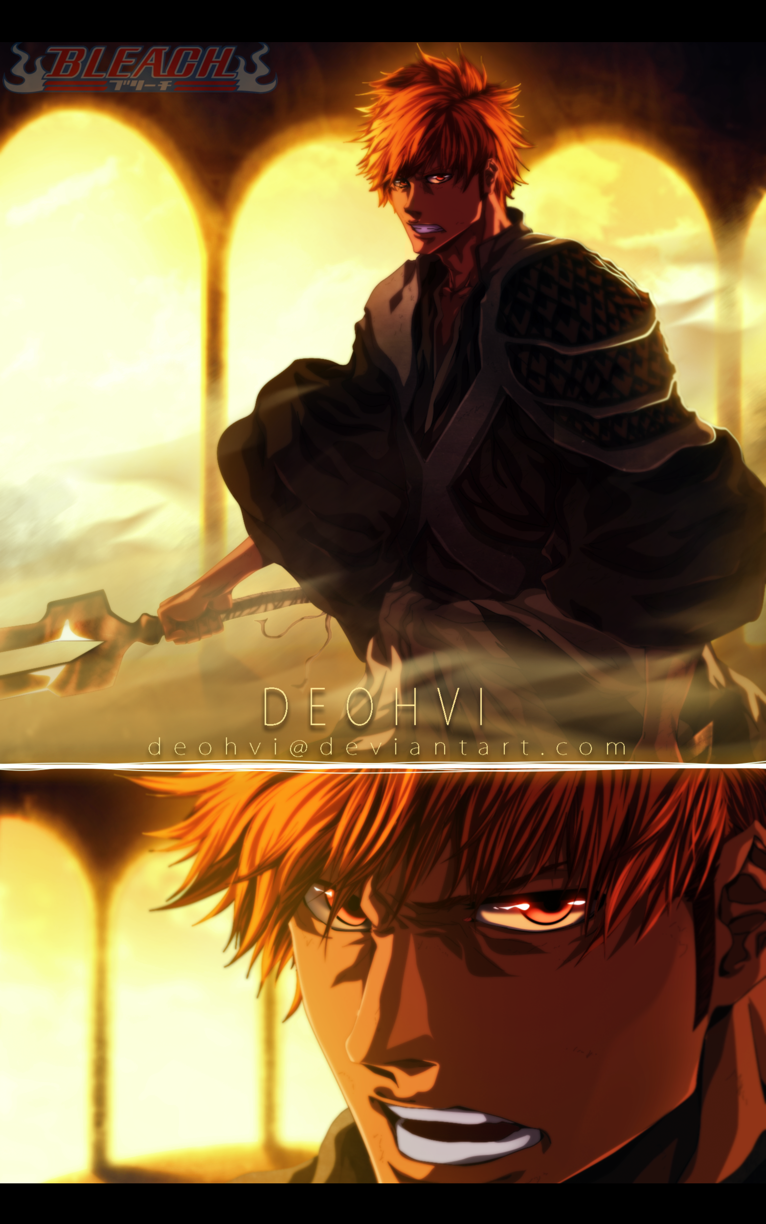 Bleach 618 Coloring - ...