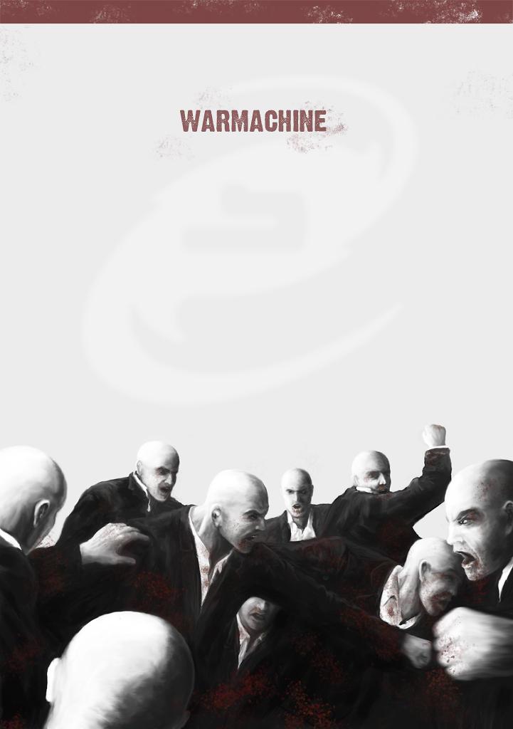 warmachine by spyroteknik