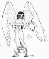TRUTH ANGEL by SERGIOAPODACA