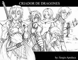 CRIADOR DE DRAGONES by SERGIOAPODACA