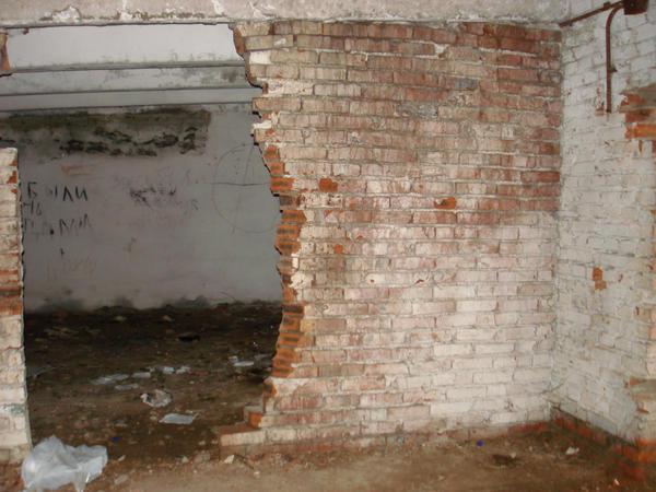 Brick wall. Room_5_Stock by DXstock