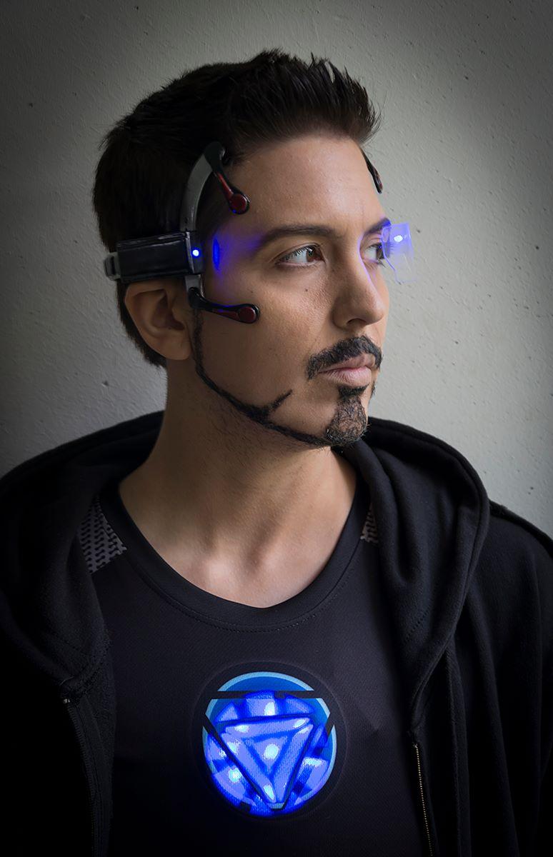 Tony Stark Cosplay by MikaPoison on DeviantArt Tony Stark Cosplay