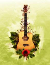 Guitar by Skul3r