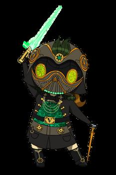 Chibi Lady Vadore