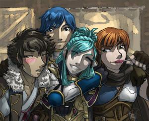 Robin's Boys