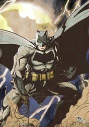 The Batman by TheoFayde
