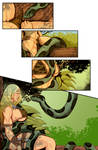 Jungle Girl page 2 Commission