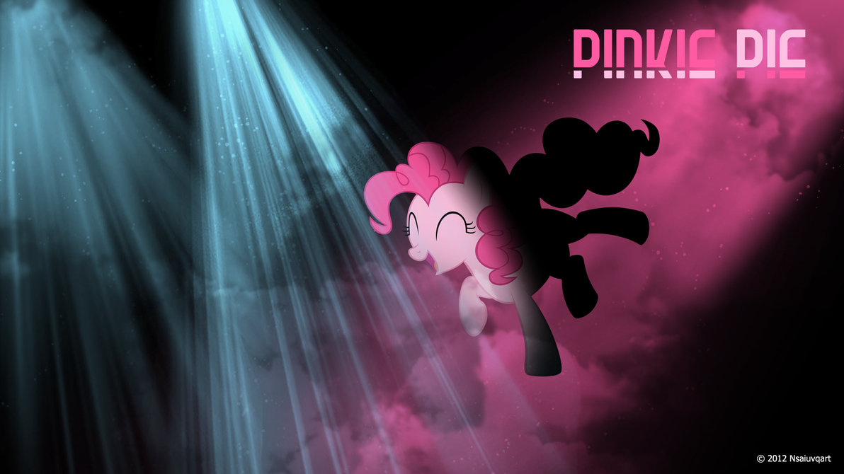 Pinkie Pie can't party Wallpaper by nsaiuvqart