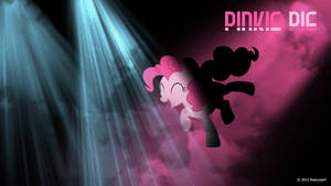 Pinkie Pie can't party Wallpaper