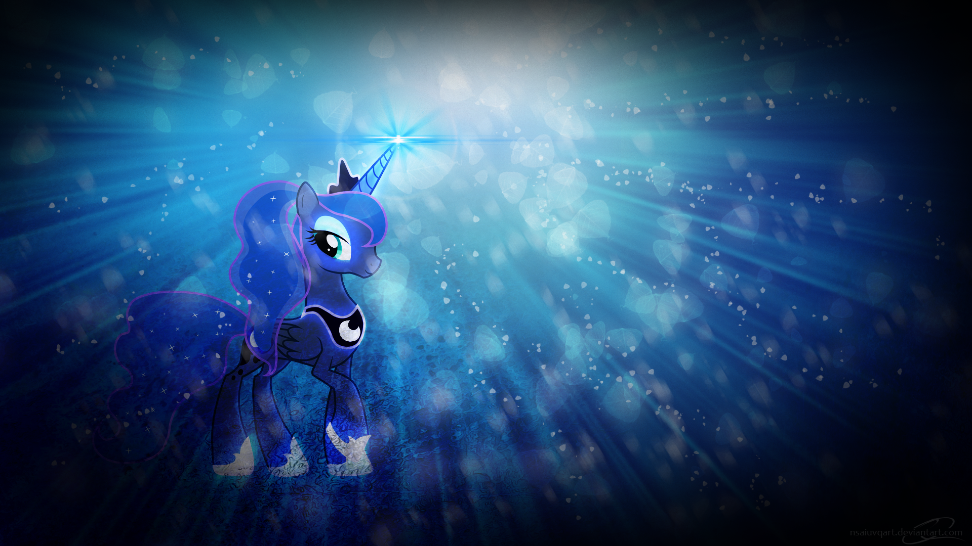 Luna - Dreams WP by nsaiuvqart