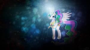 Princess Celestia - Destiny WP