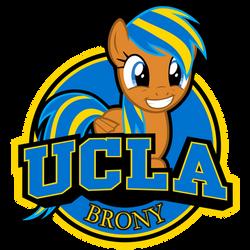 UCLA Brony Logo by nsaiuvqart