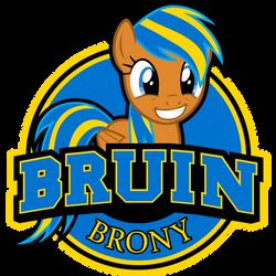 Bruin Brony Logo by nsaiuvqart