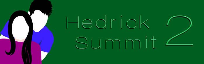 Hedrick Summit 2 banner by nsaiuvqart