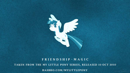 Twilight Sparkle - Friendship is Magic WP by nsaiuvqart