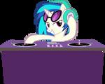 Vinyl Scratch  - The DJ