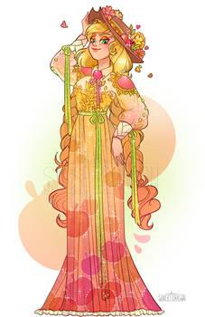 My Little Pony Gala Dress: Applejack