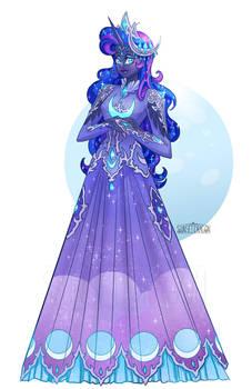 My Little Pony Gala Dress: Princess Luna