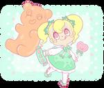 Yummy Gummy Bear