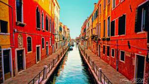Venice: Rio de la Fornace