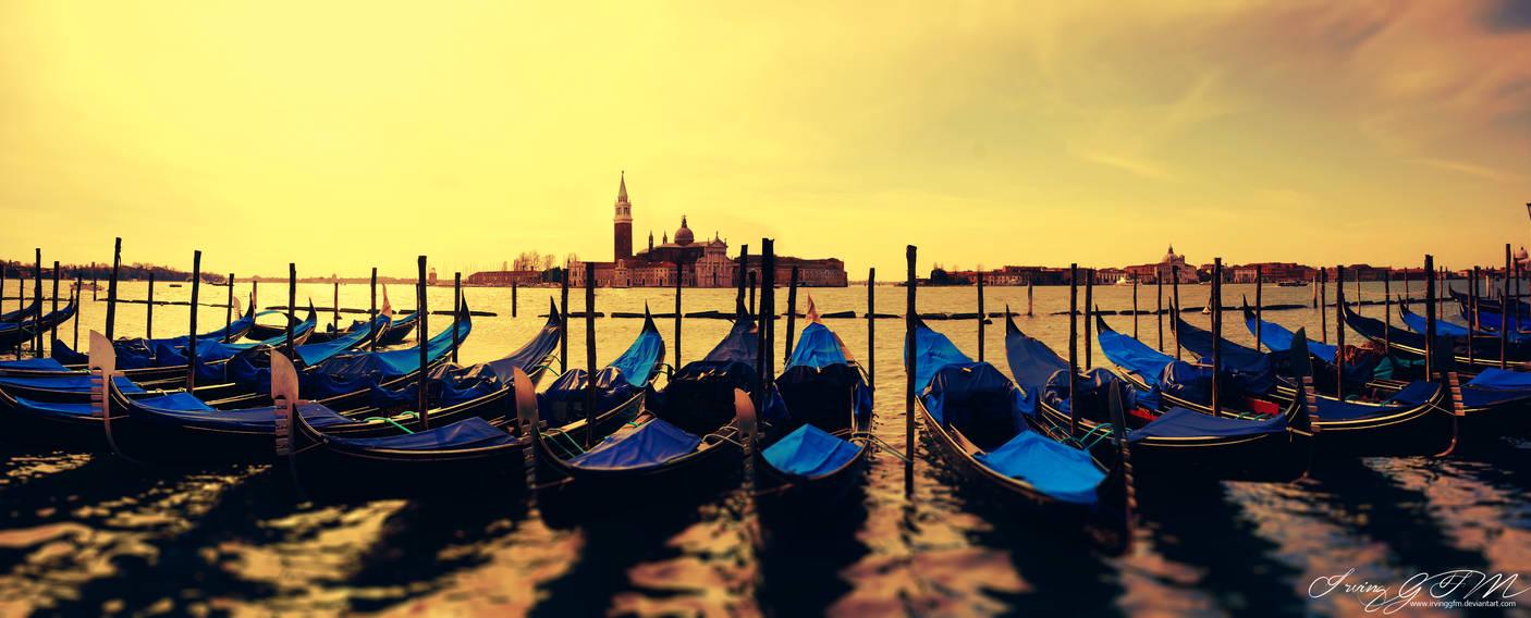 Venice: St Giorgio Maggiore