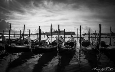 Venice: Gondolas Pier