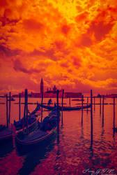 Venice: Fire
