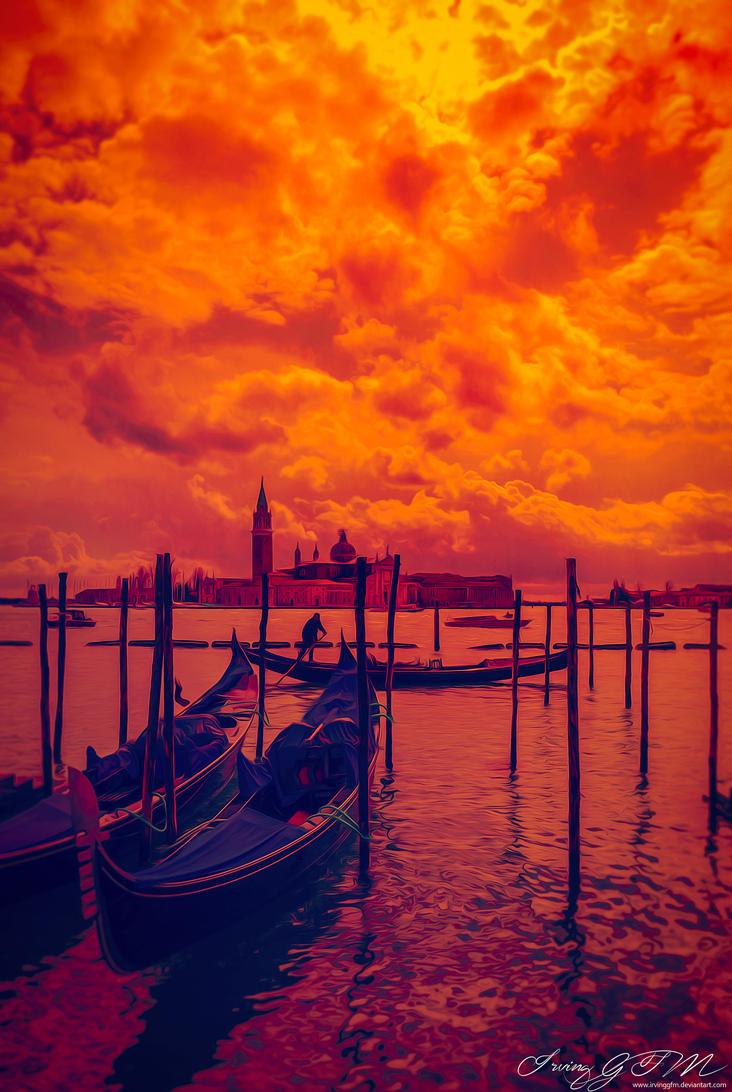 Venice: Fire by IrvingGFM