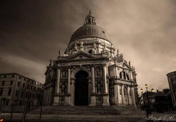 Venice: Chiesa della Salute by IrvingGFM