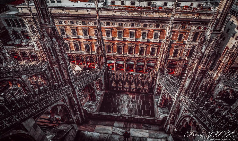 Milan: Duomo by IrvingGFM