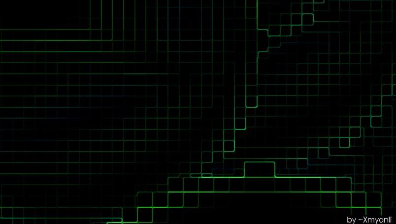 neon green abstracts wallpaper by xmyonli on deviantart