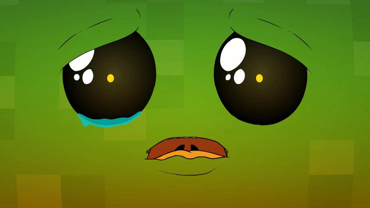 Crying Creeper Wallpaper by Xmyonli ...
