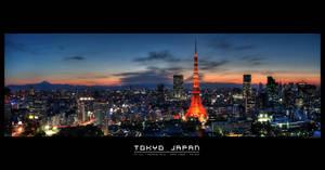 Tokyo 254 by shiodome