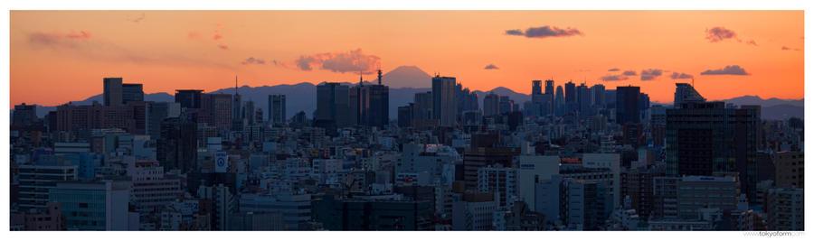 Tokyo 3197 by shiodome