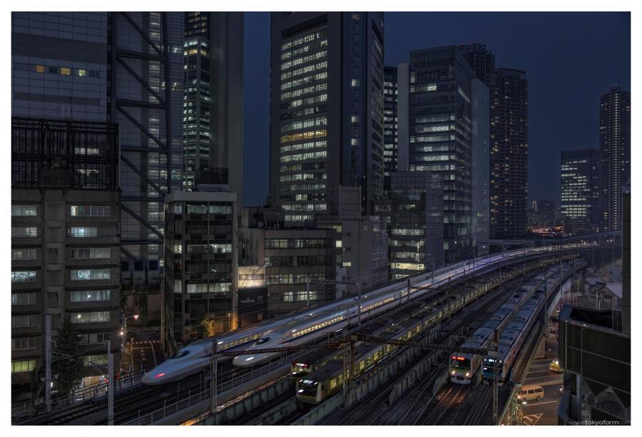 Tokyo 3309 by shiodome