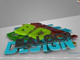 3D Wallpaper Baloch Design Lab by BalochDesign