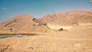 Beach Mountains, Kund Malir, Highway, Balochistan
